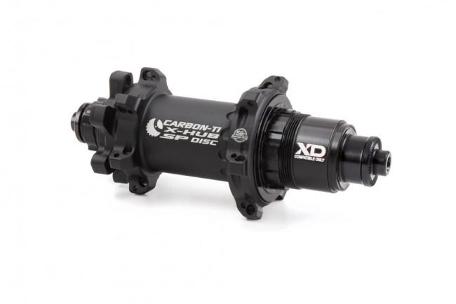 X-Hub SP Disc Rear XD 24