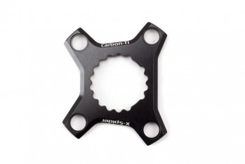 X-Spider AL7075 X-Hollowgram Offset 0 mm BCD 76