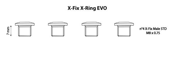 x-fix X-Ring EVO kit